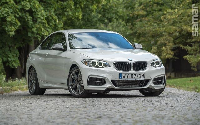 BMW M235i Coupe 2015