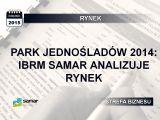 Park jednośladów 2014: IBRM SAMAR analizuje rynek
