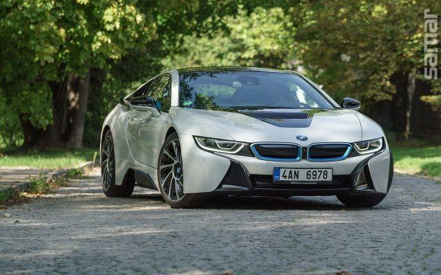 BMW i8 - 2015