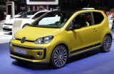 Volkswagen up! po kuracji odmładzającej