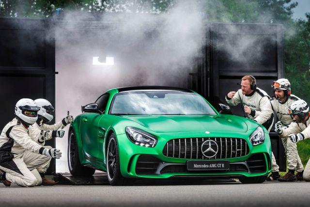 Merdedes AMG GT R