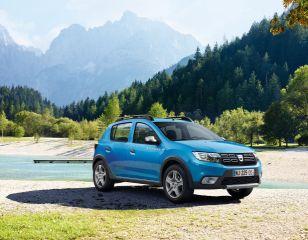 Dacia Sandero STEPWAY - 2016