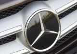 Benzynowy Mercedes z filtrem cząstek stałych