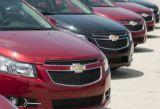 Chevrolet: Kontrola hamulców