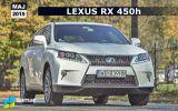 Lexus RX 450h - nowoczesny, choć stary