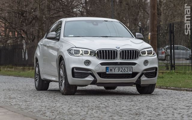 BMW X6 M50d - 2015