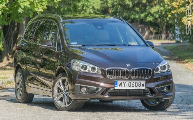 BMW 220d Gran Tourer 2015
