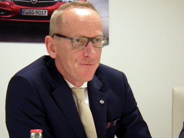 Dr. Karl-Thomas Neumann, prezes Grupy Opel