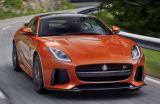 Bardzo szybki Jaguar