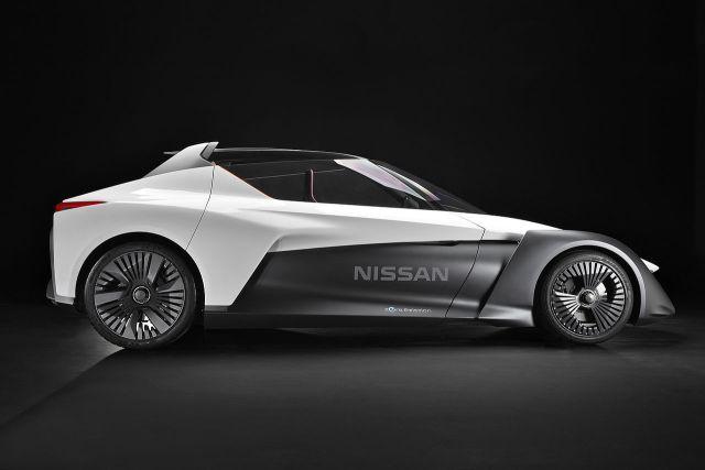 Nissan BladeGlider 2016