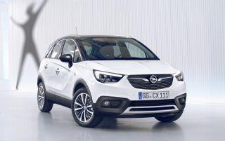 Opel Crossland X (2018)