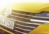 Volkswagen Arteon w blokach startowych