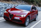 Alfa Romeo Stelvio i wyposażenie