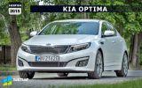 Kia Optima - niedoceniana limuzyna