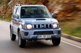 Suzuki Jimny i ESP do wymiany