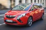 Opel Zafira Tourer 2016 w promocji