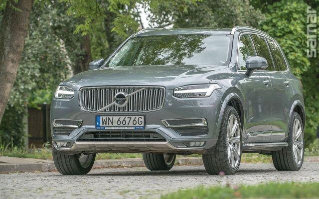 Volvo XC90 - 2015