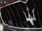 Akcja naprawcza u... Maserati