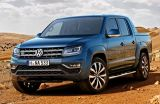 Nowy Volkswagen Amarok z dieslem V6