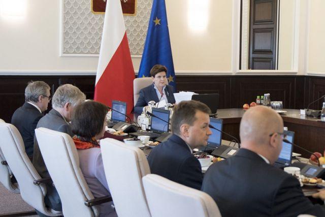 Posiedzenie Rady Ministrów- 14 czerwca 2016 roku