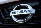 Nissan Navara z małym defektem