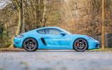 Porsche 718 – auto prawie kompletne