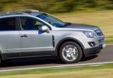 Ryzyko pożaru w modelu Opel Antara