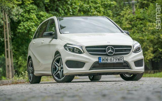 Mercedes B Klasa 2015