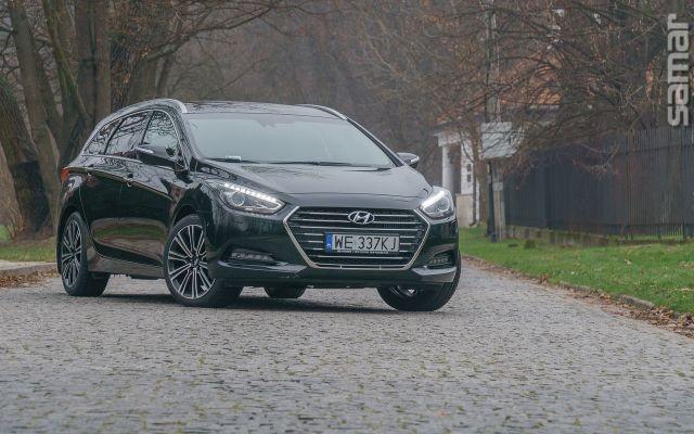 Hyundai i40 Wagon 2015