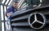 Fabryka Mercedesów w Rosji