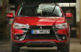 Mitsubishi ASX wyładniał