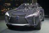 Lexus idzie w crossovery