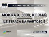 Mokka X, 3008, Kodiaq – ile stracą na wartości po 3 latach?