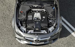 Mercedes-AMGE 63 4MATIC+