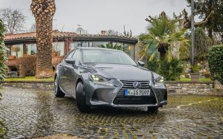 Lexus IS (2017)