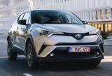 Toyota C-HR dla Joanny Jabłczyńskiej