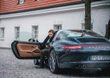 Wojciech Modest Amaro i Porsche 911