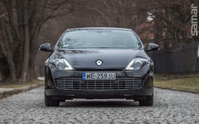 Renault Laguna Coupe 2015