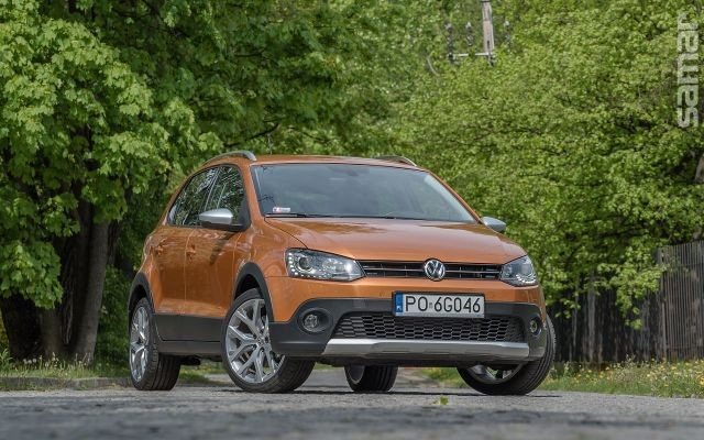 Volkswagen Polo Cross 2015
