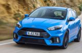 Nowy Ford Focus RS na start