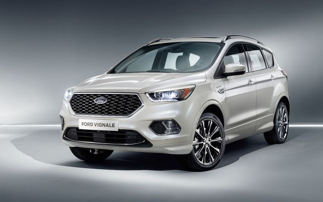 Ford Kuga Vignale Concept 2016