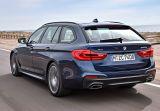 Nowe BMW 5 – Kombi też być musi