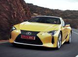 To już pewne – Będzie Lexus LC F
