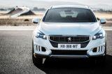 Nowy Peugeot 508 RXH