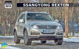 Ssangyong Rexton W - stara szkoła