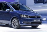 Volkswagen Sharan po zmianach