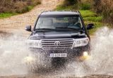Toyota Land Cruiser V8 Limited