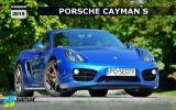 Porsche Cayman S - urodzony sportowiec