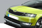 Skoda Rapid Spaceback jak crossover