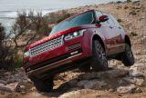 Range Rover może mieć problem z drzwiami